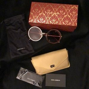 Dolce & Gabbana Sunglasses-BRAND NEW!